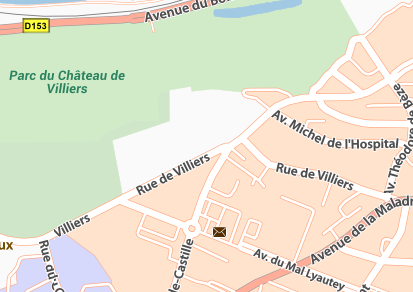 Screenshot_2018-07-17 Carte détaillée Poissy - plan Poissy - ViaMichelin-1
