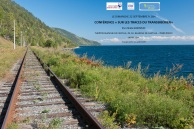 Affiche conference Transsiberien